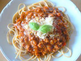 Zdrowa stylizacja: Spaghetti według pięciu przemian