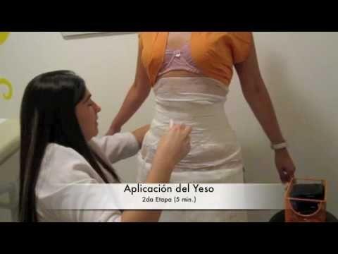 ¿Cómo adelgazar con yesoterapia? Haz tu faja de yeso casera :: Fajas de yeso para adelgazar