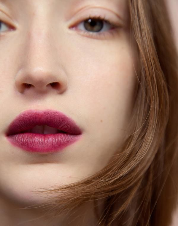 Yes, this bright lipstick does make you look like you spent all summer eating popsicles while wedding planning. And that's exactly why your new husband will have to investigate the matter more closely...   Glossier Generation G Jam