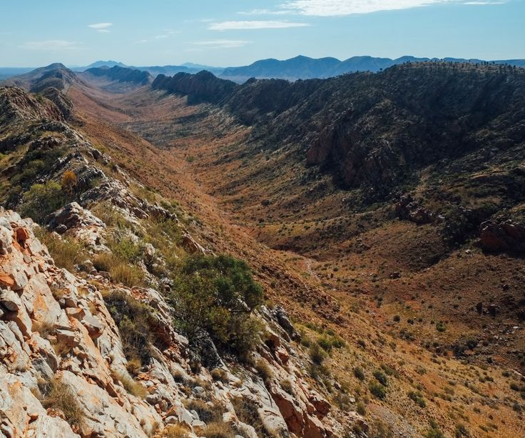 Into the wild: stunning photos from the Larapinta Trail | The New Daily | Zoe White's photographer. Spectacular views, rugged terrain and complete serenity dominate this walking trail along the Northern Territory's West MacDonnell Ranges.