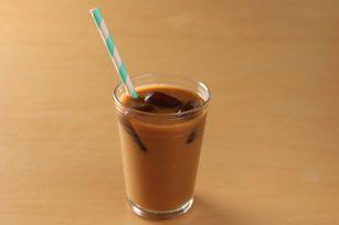 Iced Cocolatte Recipe - Kraft Recipes  with Gevalia coffee