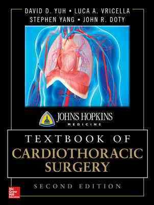 johns hopkins textbook of cardiothoracic surgery pdf