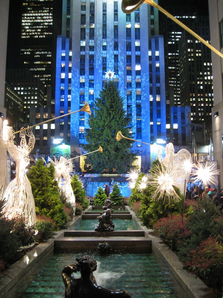Christmas in New York City Vacation Packages  nycvpcom