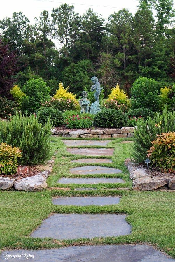 The Scoop 366 Cedar Hill Farmhouse Small Garden Landscape Garden Inspiration Garden Landscaping