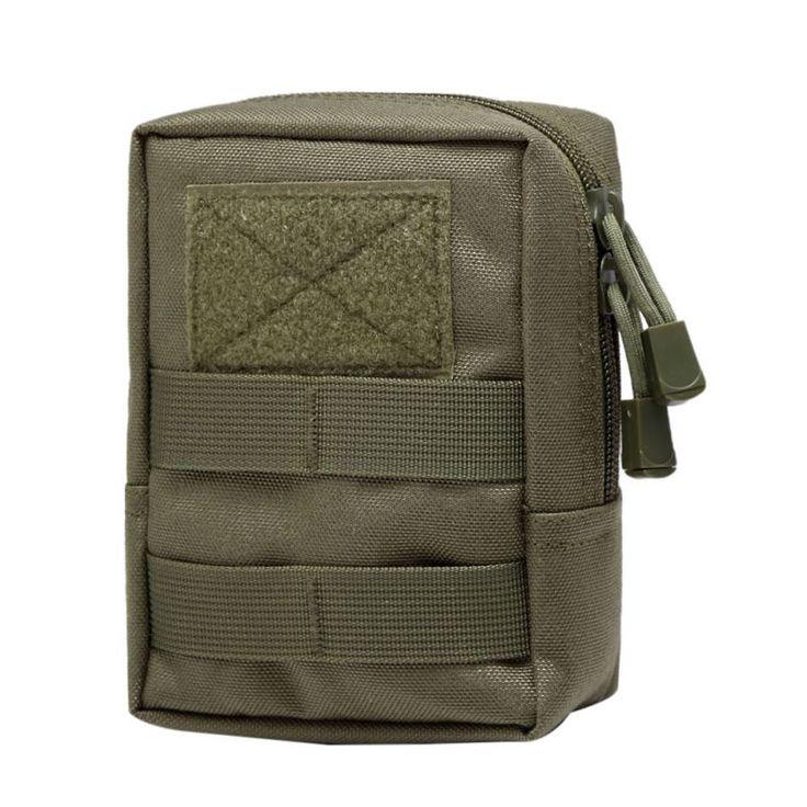 1000D Outdoor Militaire Tactische Heuptas Multifunctionele EDC Molle Tool Rits Taille Verpakking Accessoire Duurzaam Riem Pouch