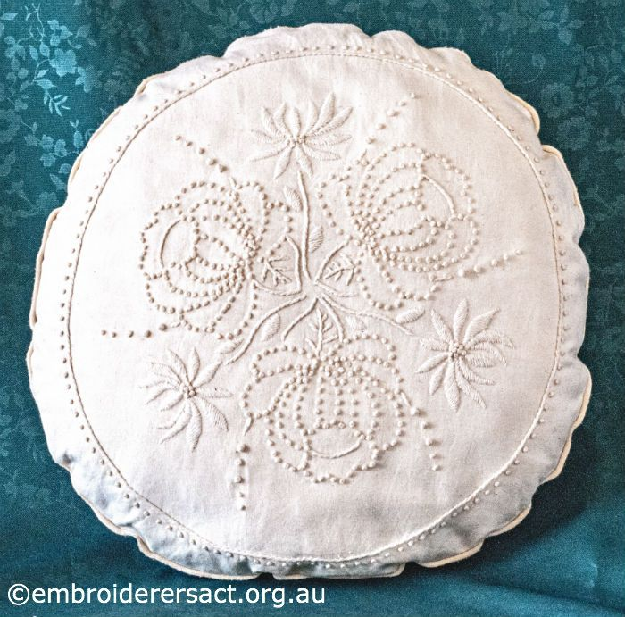 Best images about candlewicking embroidery on pinterest