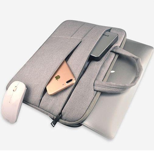 "13.3"" Notebook Laptop Sleeve Bag Case For Acer HP Asus Lenovo Macbook Pro Reitina Air Xiaomi"