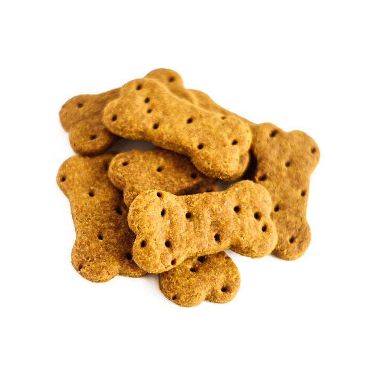 Nutty Butter Bones for the peanut butter lover in all of us!  #dog #treats #bones #peanutbutter