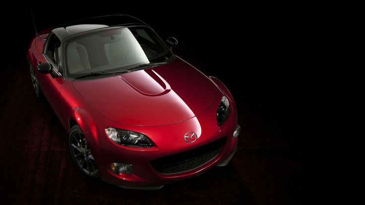 25th anniversary of 2014 Mazda MX 5 25th Anniversary Super Car Edition