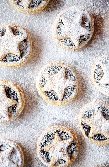 Traditional Christmas Mince Pies Recipe