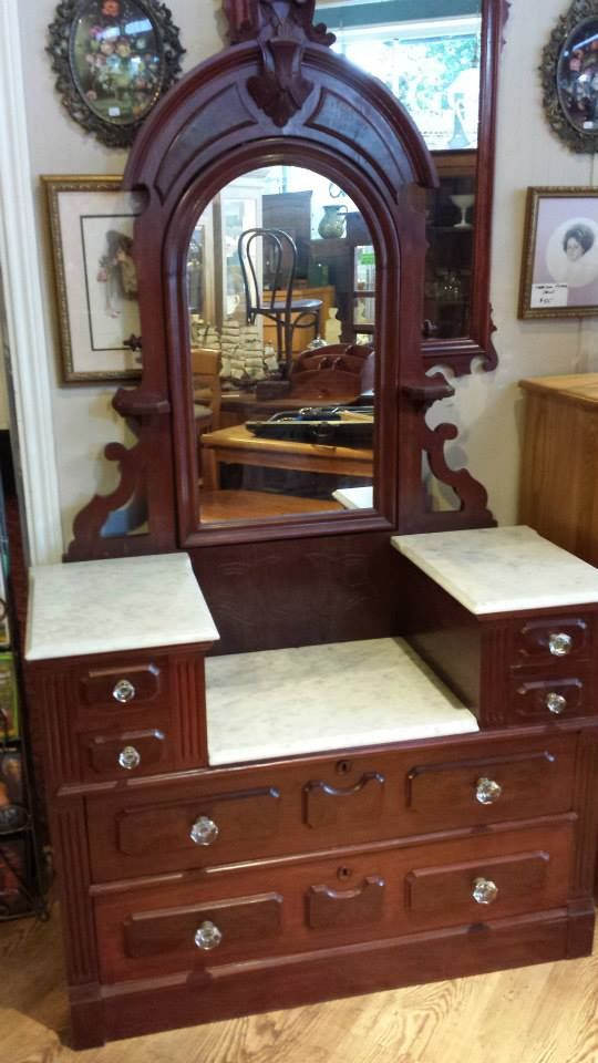Eastlake Marble Top Dresser Only 895 Good Things