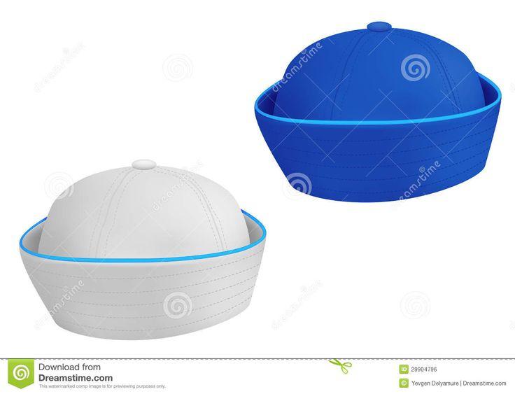 plantilla-de-los-sombreros-del-marinero-29904796.jpg (1300×995)