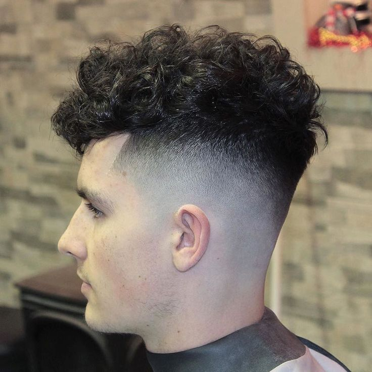 70 Skin Fade Haircut Ideas Trendsetter for 2019 Curly