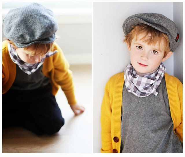 Knitted favorites for boys