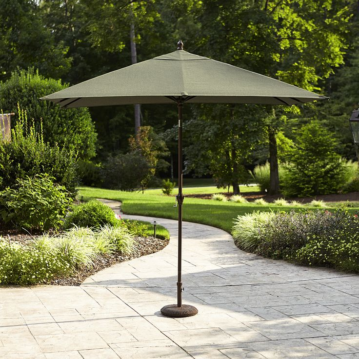 #Sears: Green La-Z-Boy Madeline 9' x 6' Rectangular Patio Umbrella for $39.99 with Free Store Pickup @ Sears YMMV http://www.lavahotdeals.com/us/cheap/green-la-boy-madeline-9-6-rectangular-patio/52137