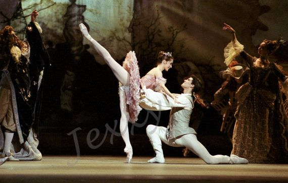 Darcey Bussell and Roberto Bolle - Royal Ballet, Sleeping Beauty