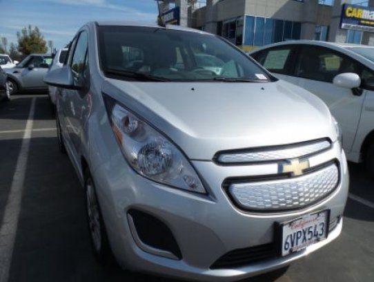Hatchback, 2014 Chevrolet Spark EV with 4 Door in Riverside, CA (92504)