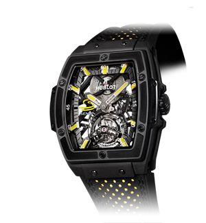 06 Senna All Black - Hublot | Relojes de Lujo para Hombre y Mujer