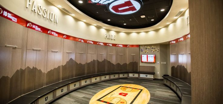 University of Utah Jon M. and Karen Huntsman Basketball Center | POPULOUS