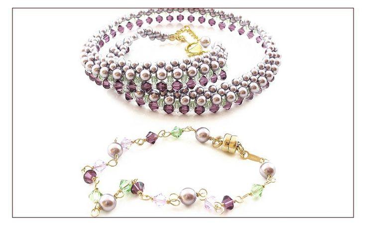 Luxury Spirit Set - Colier, Cercei, Bratara Ichiban, realizate cu perle si cristale SWAROVSKI® de 2, 3, 4 si 5 mm, realizat manual, produs romanesc 100%, serie mica sau unicat la doar 1003 RON in loc de 2006 RON  Vezi mai multe detalii pe Teamdeals.ro: Luxury Spirit Set - Colier, Cercei, Bratara Ichiban, realizate cu perle si cristale SWAROVSKI® de 2, 3, 4 si 5 mm, realizat manual, produs romanesc 100%, serie mica sau unicat la doar 1003 RON in loc de 2006 RON