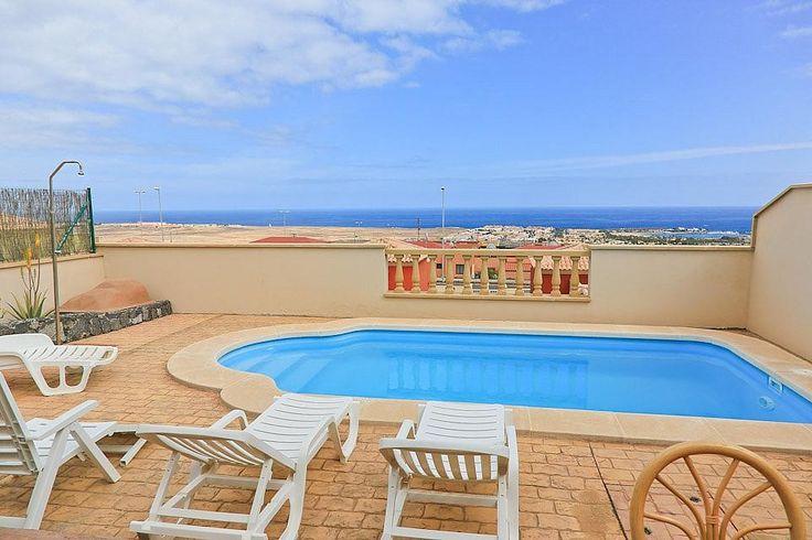 4 bedroom villa near the beach in Caleta de Fuste (El Castillo) - 1077177
