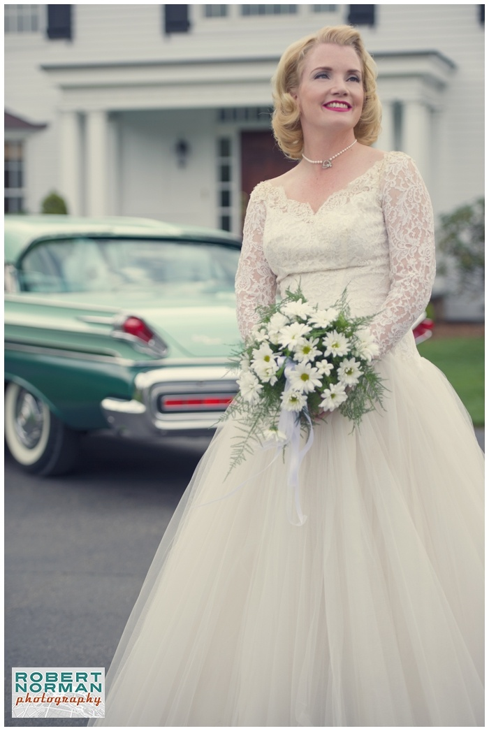 17 Best Images About 1950s 1960s Wedding Flowers On