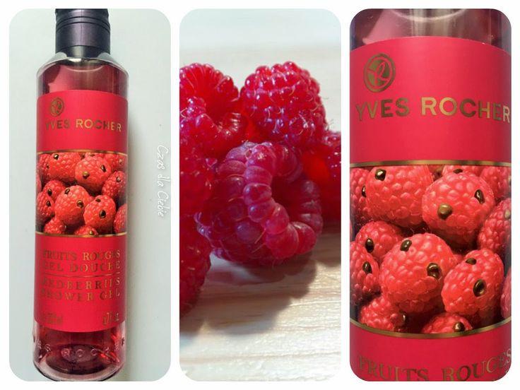 Czas dla Ciebie: Żel pod prysznic Czerwone owoce Yves Rocher