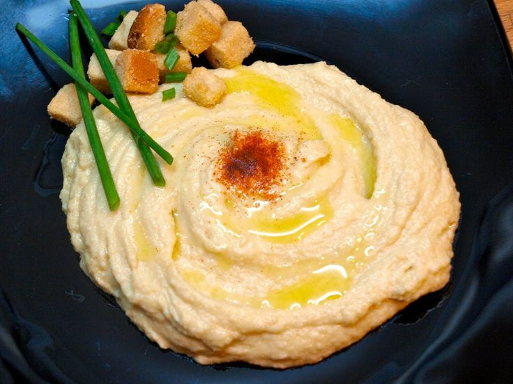 Receta: Hummus