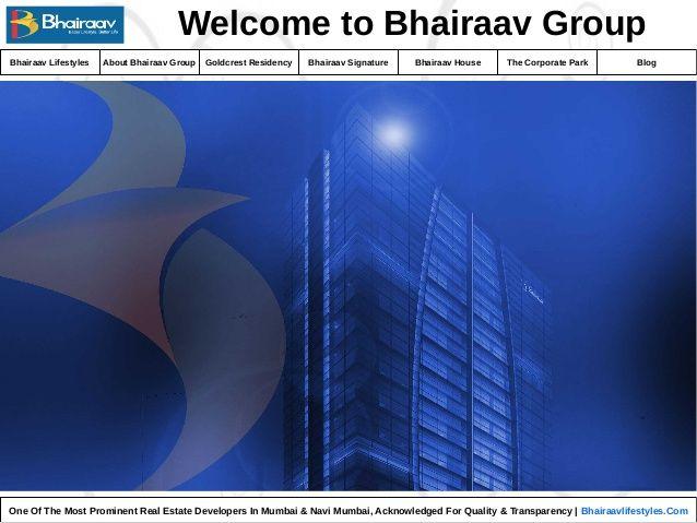 Exclusive Real Estate Properties in Mumbai and Navi Mumbai at Bhairaav Lifestyles