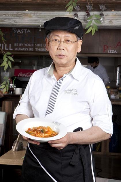 CafePasta Mr. Kim Jong Hwan