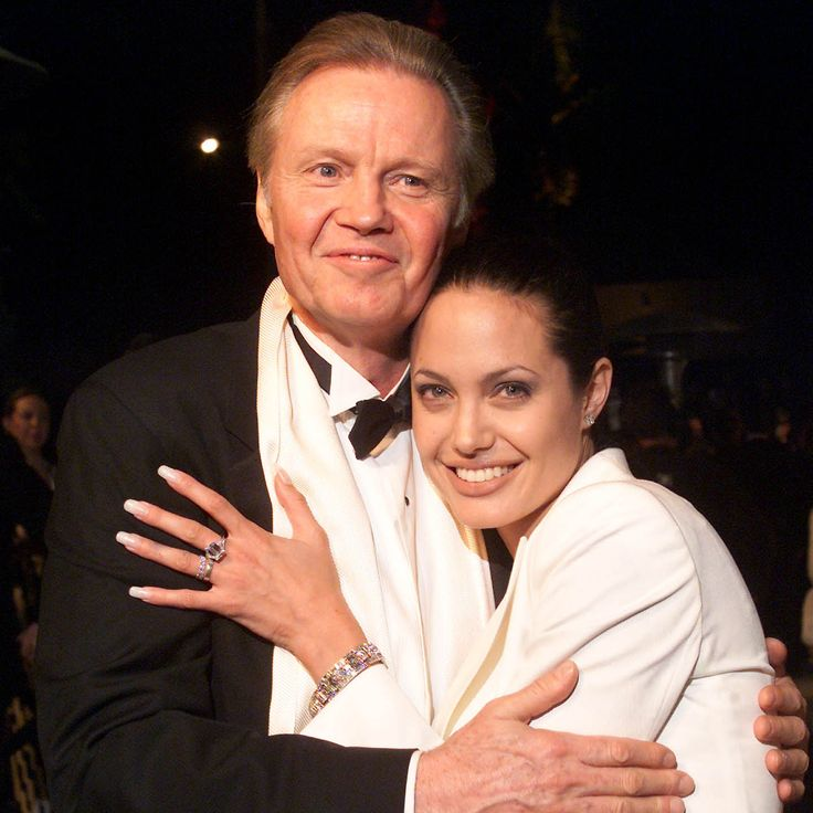 "Jon Voight on Daughter Angelina Jolie's Divorce From Brad Pitt: ""Hopefully Things Will Work Out"""
