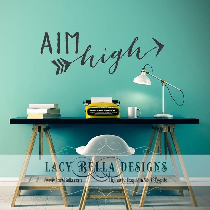 Aim High Visit Lacy Bella Designs