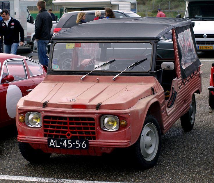1972 - Citroën Mehari