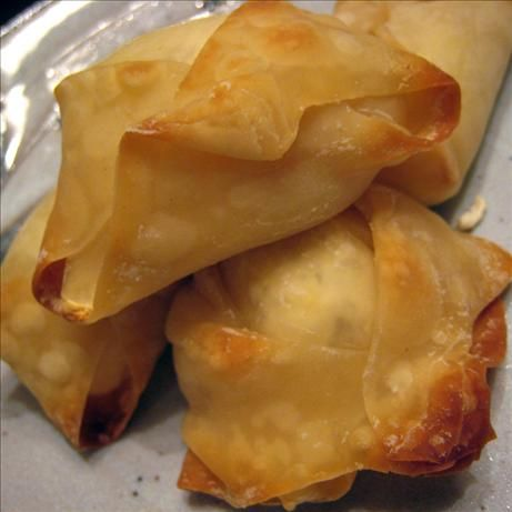Linda's Baked Crab Rangoon | Recipe