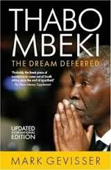 biography about Mbeki's family, becoming a communist, exile being cast out by ANC