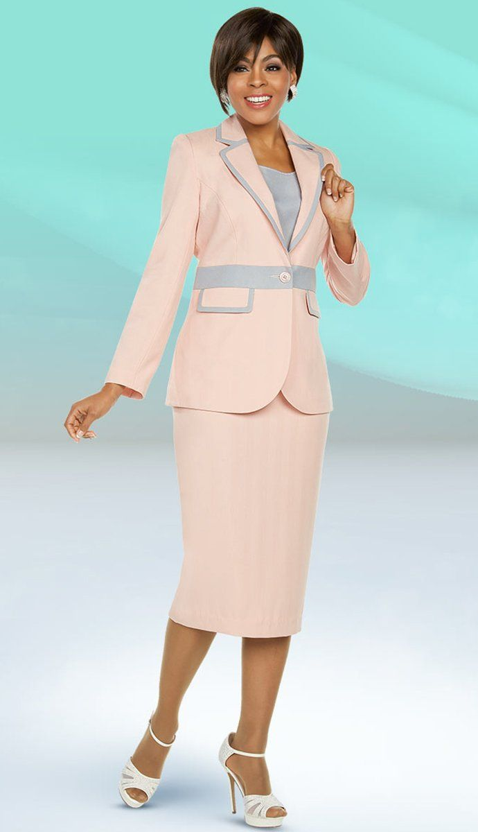 dadce0c366a Ben Mar Executive Skirt Suit 11798 in 2019