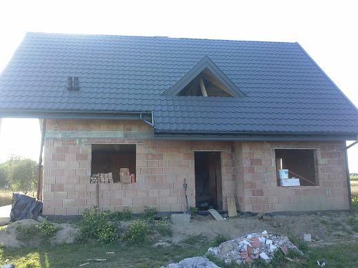 projekt domu Wisełka