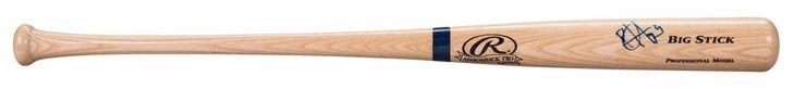 #BFCM #CyberMonday #SportsMemorabilia.com - #SportsMemorabilia.com Bryce Harper Signed Rawlings Adirondack Big Stick Baseball Bat With JSA COA - AdoreWe.com