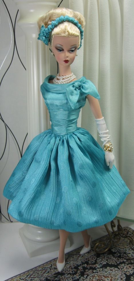 The Dance for Silkstone Barbie and similar size dolls on Etsy now