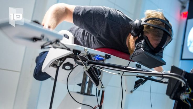 ❝ 10 Inventos sorprendentes para la realidad virtual [VÍDEO] ❞ ↪ Vía: Entretenimiento y Noticias de Tecnología en proZesa