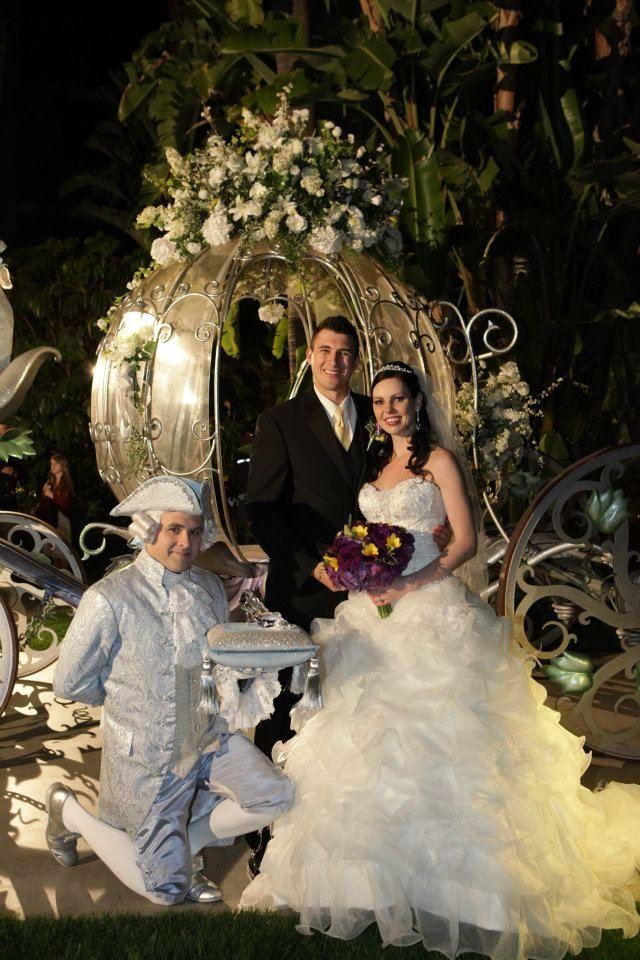 Fairytale Wedding Theme Ideas