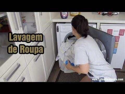 Lavagem de Roupa • Com Intensificador de Fragrância e com Bolas de Lavagem – Luísa Alexandra