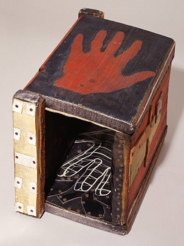 Paul Neagu. Tactile Object (Hand), 1970