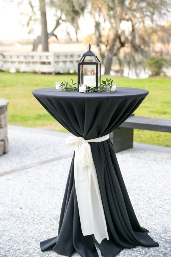 Best 25 cocktail tables ideas on pinterest wedding for Cocktail tables party