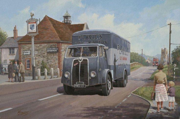 Flavel's Sentinel DV44 » Transport Artist