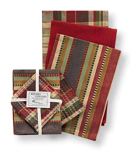Timber Ridge Kitchen Dishtowel Gift Set