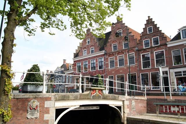 Dokkum, Friesland, The Netherlands