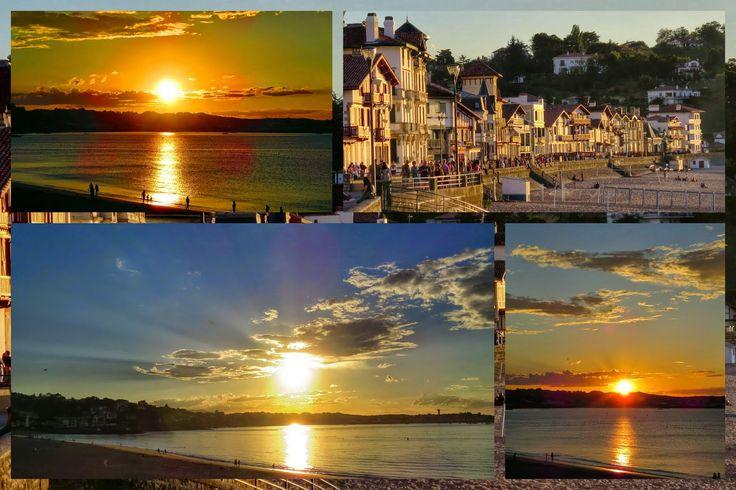Sunsets - St. Jean de Luz