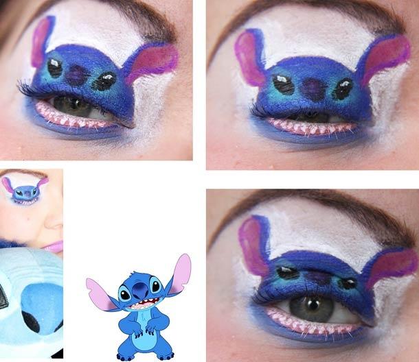 Jangsara make-up