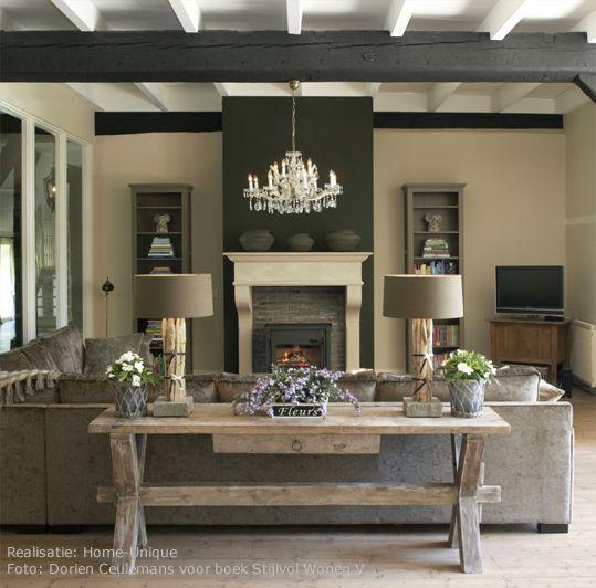 Klassiek interieur - Woontrendz